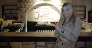 الفنانة دومنيك في الأردن.. فيديو