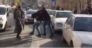الإعتداء بالضرب على عضو غرفة تجارة اربد