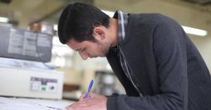 """%45.4  نسبة اقتراع الطلبة في انتخابات """"الاردنية"""""""