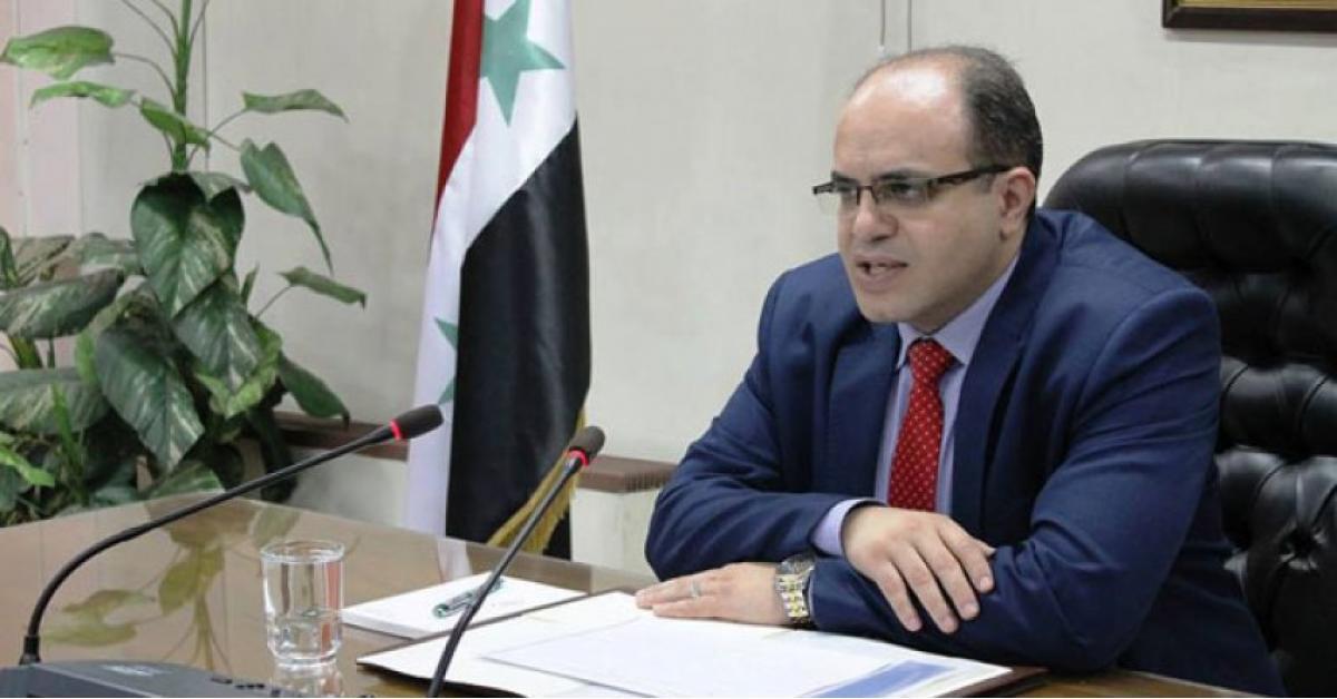 وزير سوري يكشف سبب أزمة الوقود