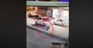 العناية الإلهية تنقذ شاب من موت محقق في جرش.. فيديو