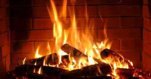 بدم بارد .. امرأة تحرق زوجها حيا