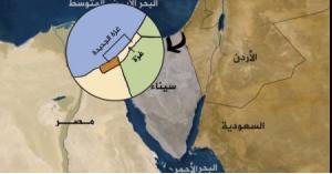 مبعوث أميركي: منح أرض من سيناء لغزة