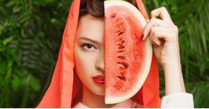 أهم خلطات البطيخ وفوائده للبشرة