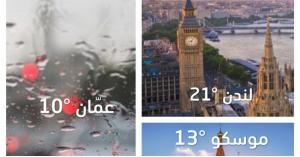 العُظمى في عمّان غداً أبرد من موسكو ولندن