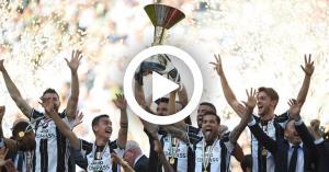 بالفيديو.. للمرة الـ35 في تاريخه.. يوفنتوس بطلا للدوري الإيطالي