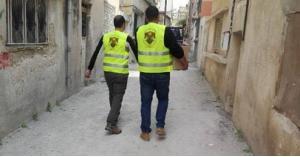 تجمع شباب عشائر الأكراد في الأردن يطلقون مبادرة لمساعدة الأسر المحتاجة (صور)