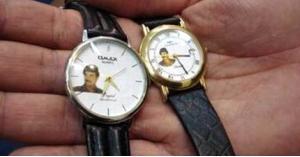 اعتقال رجل يبيع ساعات تحمل صور صدام حسين