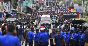 جنسيات ضحايا تفجيرات كنائس سيريلانكا
