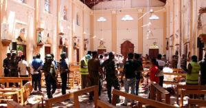 انفجار جديد قرب كنيسة في سيريلانكا