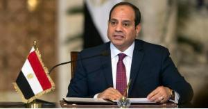 السيسي يلتقي رئيس المخابرات السودانية