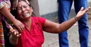 إعلان الحداد في سريلانكا