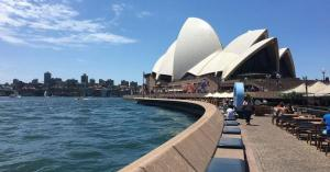 إجلاء المئات دار أوبرا سيدني الأسترالية والسبب