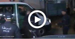 لحظة نقل أغنى رجل أعمال إلى السجن.. فيديو