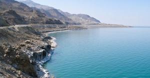 انتهاء كورنيش البحر الميت قريبا