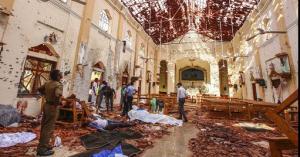 """تنظيم """"داعش"""" يعلن مسؤوليته عن تفجيرات سريلانكا"""