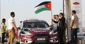 رالي الأردن الدولي ينطلق يوم غد الخميس