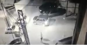 عصابة تطلق النار وتحطم مركبة مواطن في جبل طارق والامن يحقق.. فيديو