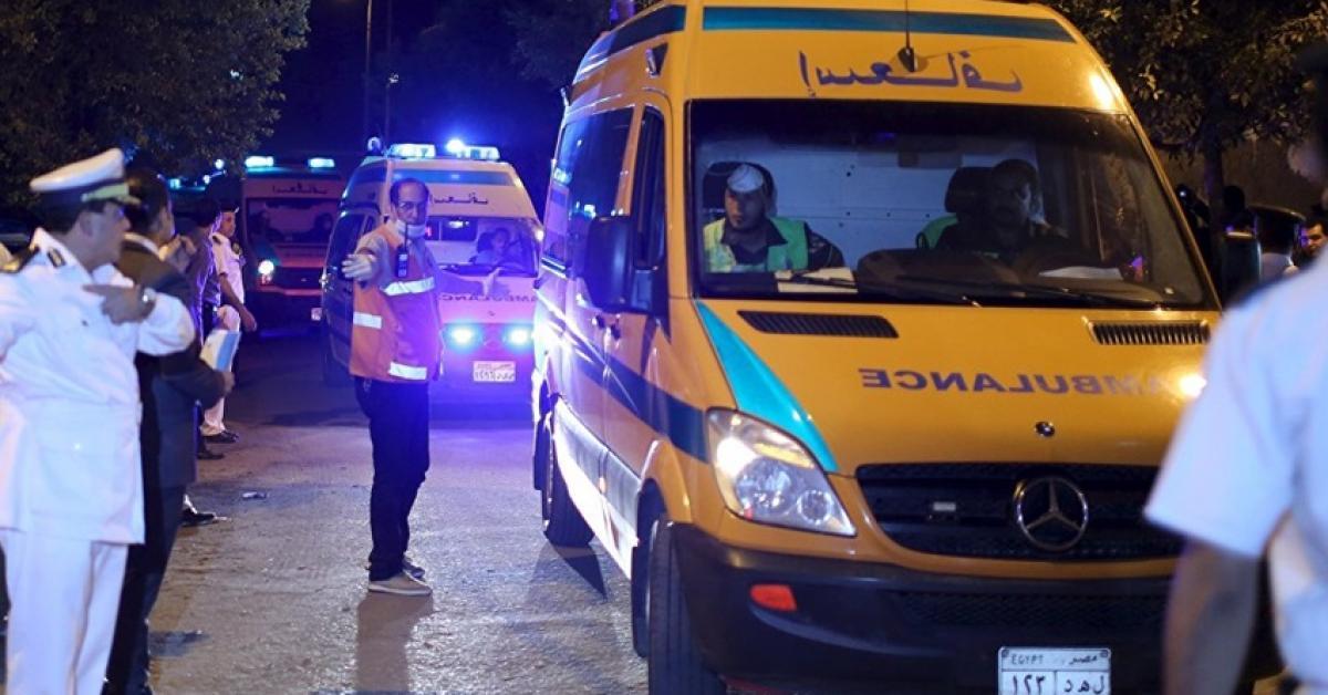 انتحار جماعي لأسرة مصرية