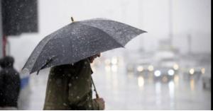 انخفاض كبير على الحرارة وعودة للأمطار