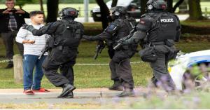 """شرطة نيوزيلندا تعثر على متفجرات بمدينة """"مذبحة المسجدين"""""""