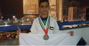 لاعب اردني يحقق فوزا مهما في لعبة