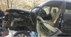 وفاتان وإصابات بحادث تصادم على الطريق الصحراوي