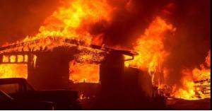 ازدياد عدد الوفيات بحريق منزل في اربد