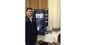 """طالب أردني يخترع جراح آلي.. ويتمنى ان يلتقي بـ""""ولي العهد"""""""