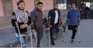 غزة: المئات معرضون لخطر بتر أطرافهم