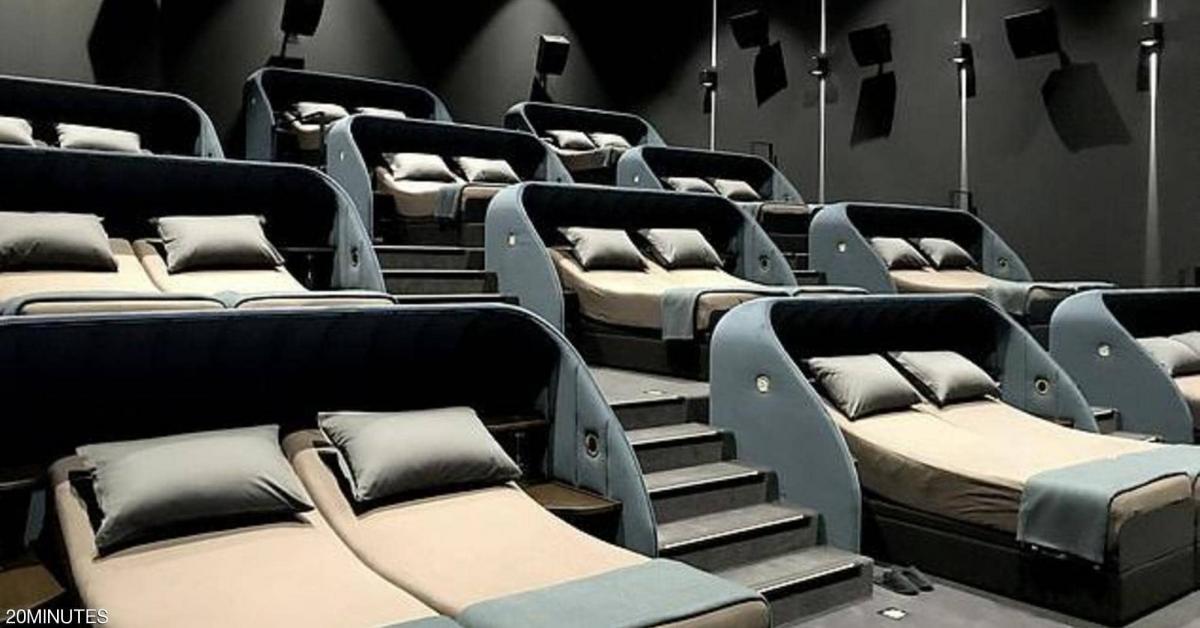 السينما   سويسرا   سينما السرير