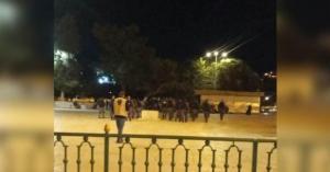 بالفيديو.. قوات الاحتلال تقتحم المسجد الأقصى وتطرد المعتكفين بالقوة