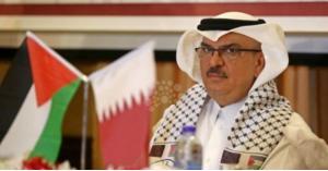 سفير قطر يصل غزة لاعادة اعمارها