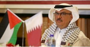 غزة   سفير قطر   اعادة اعمار غزة