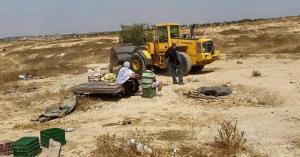 الاحتلال يهدم قرية العراقيب بالنقب للمرة الـ 144