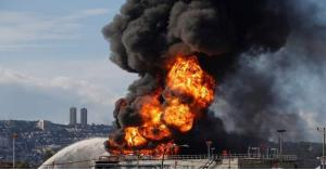 حريق بقاعدة عسكرية صهيونية (صور)