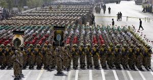 موقف إيران من الحرب