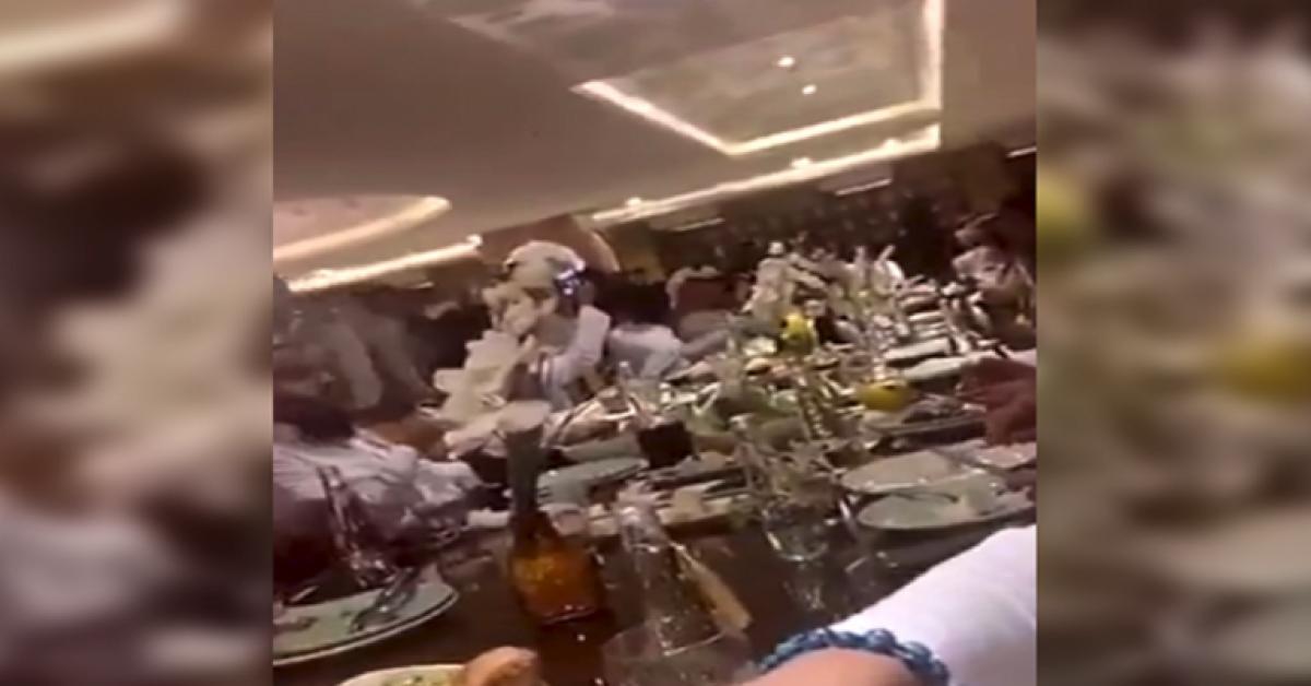 حفل مختلط يثير جدلا في السعودية