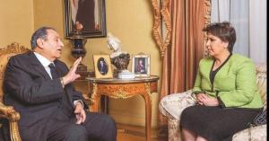 حسني مبارك: صفقة القرن كلام