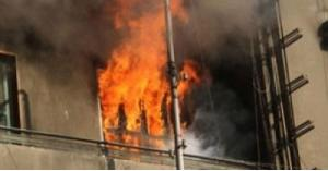 إصابة 6 أشخاص إثر حريق منزل في جرش