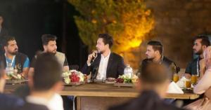 بالفيديو.. ولي العهد: الاردن راح يظل يتقدم بهمة شبابه