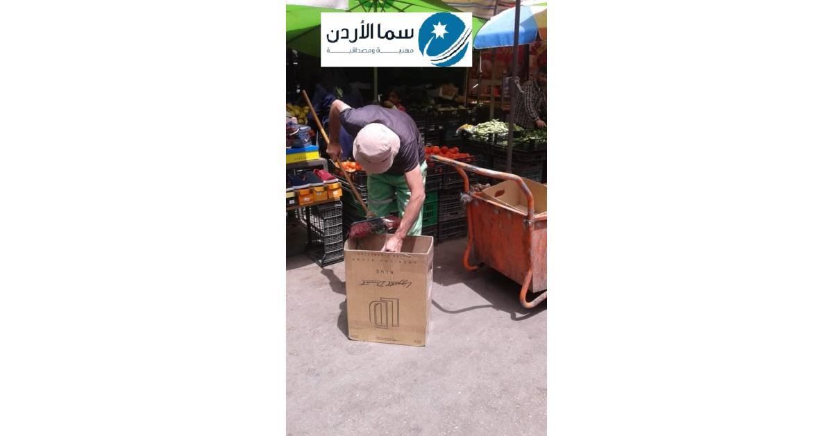 الرحمة بعمال الوطن يا أمانة عمّان (صور)
