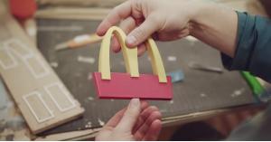 ماكدونالدز تدهش العالم من جديد.. صور