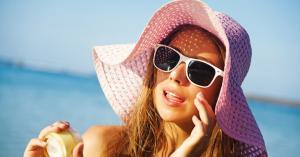 نصائح للحفاظ على الجلد والبشرة من حروق الشمس