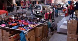 تجار ألبسة يأملون تعويض خسائرهم قبيل العيد
