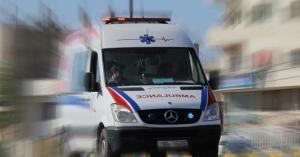 وفاة و3 إصابات بتصادم مركبتين في المفرق.. صور