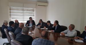 وزير العمل ملتزمون في تعزيز الحوار الاجتماعي بين أطراف الإنتاج