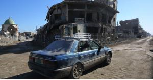 الأردن يدين حادثة انفجار سيارة مفخخة في الموصل العراقية