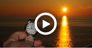 شاهد بالفيديو.. شمس منتصف الليل