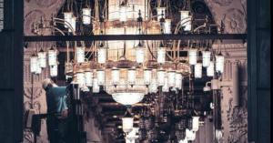 مصور يلتقط صور لن تتكرر في المسجد النبوي قبل عام 2034م.. صور